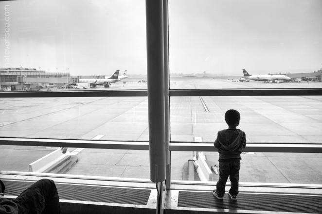 Airplane Watching